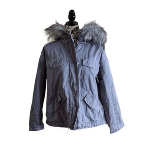 🆕 AMERICAN EAGLE Oversized Quilted Parka